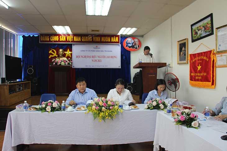 Hội nghị Đại biểu người lao động năm 2021